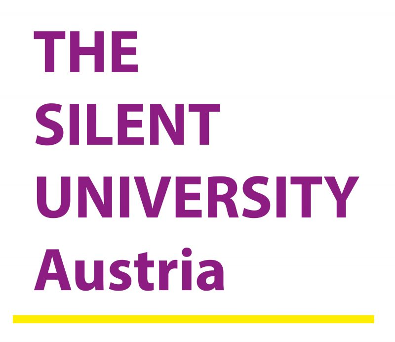The Silent Uni Aut Logo web